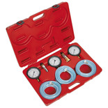 Sealey Air Brake Test Gauge Set - Commercial