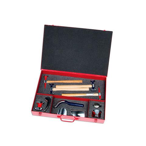 Image of Power-Tec Power-Tec - 11 Piece Master Hammer Dolly Set