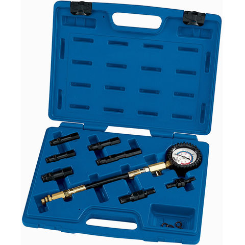 Image of Draper Draper PCT1 Expert 8 Piece Petrol Engine Compression Test Kit