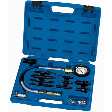Image of Draper Draper DCT5 Expert 12 Piece Diesel Engine Compression Test Kit