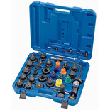 Draper 23420 Expert 33 Piece Radiator and Cap Pressure Test Kit