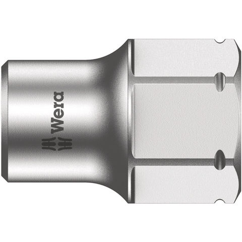 """Image of Wera Wera 8790 FA Zyklop Shallow Socket (for Zyklop Mini 2 Ratchet) 1/4""""drive x 13mm"""