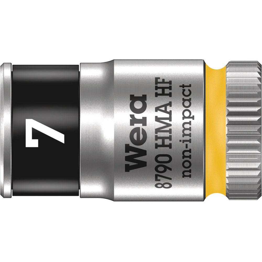 Wera Zyklop 8790 HMA 1//4 Socket Hex head 12mm x Length 23mm