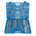 Laser 4554 110 Piece Tap and Die Set - Metric