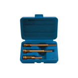 Laser 5154 - Three Piece Glow Plug Reamer Set.