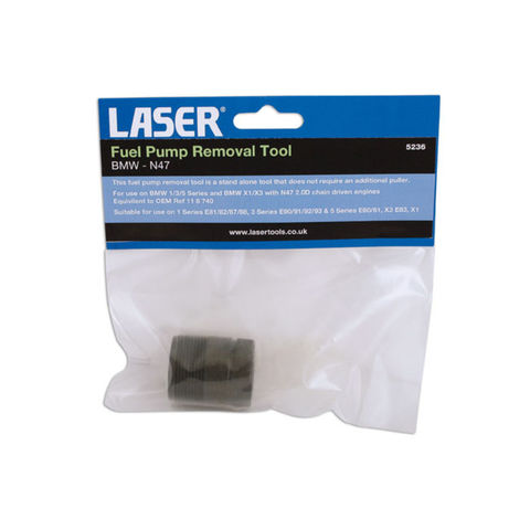 Laser 5236 - Fuel Pump Removal Tool For BMW - Machine Mart
