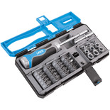 Laser 6992 33 piece Ratchet Bit and Socket Set