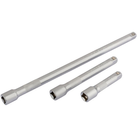 "Image of Draper Draper DD-EXT/3 3/8"" Drive 3 Piece Extension Bar Set"