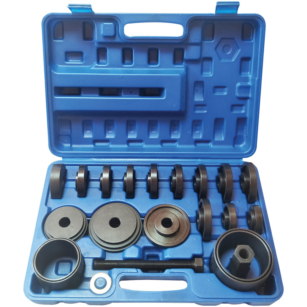 83ba6c29a 23 Piece Wheel Bearing Removal Kit - Machine Mart - Machine Mart
