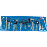 Draper Expert RRTK18 18 Piece Car Radio Removal Kit