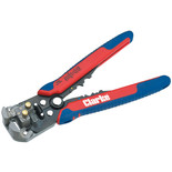 Clarke PRO215 Wire Stripper, Cutter & Crimper