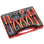 Clarke CHT663 11pc Insulated Electrical Tool Kit