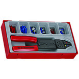 Teng TTCP121 121 Piece Crimping Tool Set