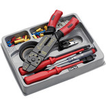 Clarke CHT887 81 Piece Automotive Electrical Tool Kit