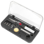 Sealey AK2962 Butane Powered Professional Soldering/Heating Kit