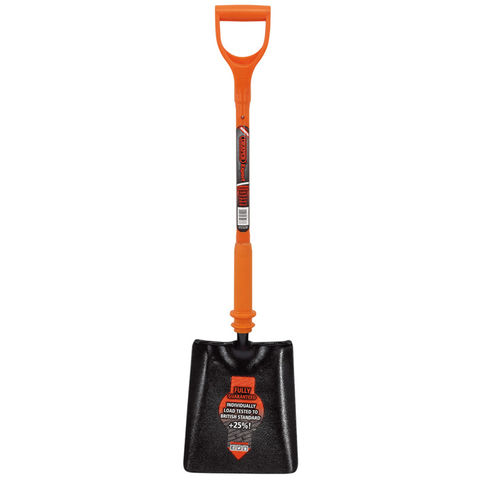 Image of Draper Draper INS/SMS Fully Insulated Square Mouth Shovel