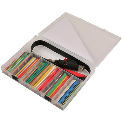 Image of Laser Laser 6076 Torch with Heat Shrink Tubing 162 Piece Set
