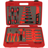 "Laser 25 Piece Insulated Tool Kit 3/8"" Drive"