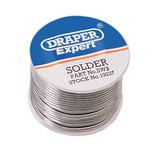 Draper 250g Reel of K60/40 Tin/Lead Flux Cored Solder Wire