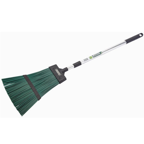 Image of Machine Mart Xtra Draper 28160 Telescopic Aluminium Broom