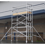 Lyte Tower-In-a-Box Single Width (3.2m x 2.5m x 0.85m)