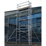 Lyte Tower-In-a-Box Single Width (6.2m x 2.5m x 0.85m)