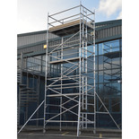 Lyte Tower-In-a-Box Double Width (6.2m x 2.5m x 1.45m)