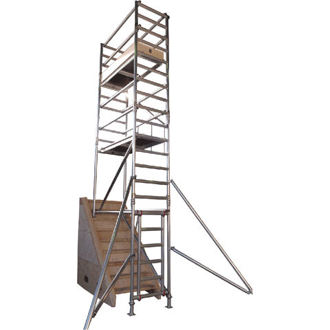 Image of UTS UTS Stairwell Tower 5.8m Platform Height