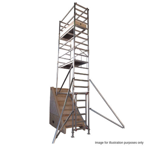 Image of UTS UTS Stairwell Tower 7.3m Platform Height