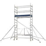 Zarges 4.5m Reachmaster Mobile Scaffold Tower