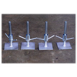 Toptower Set of 4 Adjustable Legs for DIY Work Tower