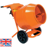 Altrad Belle Mini 150 Honda Petrol Engined Concrete Mixer