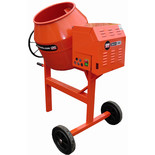 Altrad Belle Maxi 140 Petrol Engined Concrete Mixer (Honda)