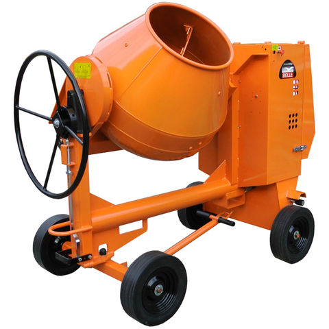 Image of Altrad Belle Altrad Belle Premier 100XT Diesel Engined Concrete Mixer