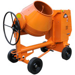 Altrad Belle Premier 100XT Diesel Engined Concrete Mixer