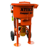 Altrad Belle Atika Compact 100 Forced Action Pan Mixer (110V)