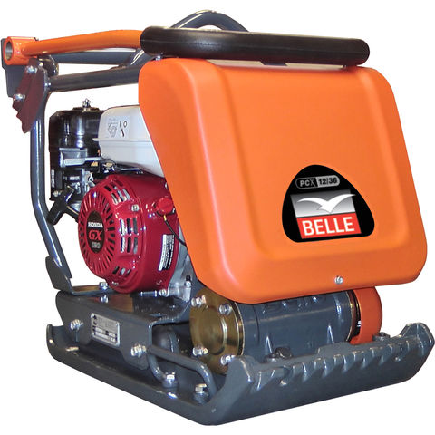 Image of Altrad Belle Altrad Belle FC3600E PCX 12/36 Honda Petrol Powered Compactor Plate