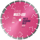 Diatech F1 Plus Multi-Use Diamond Blade