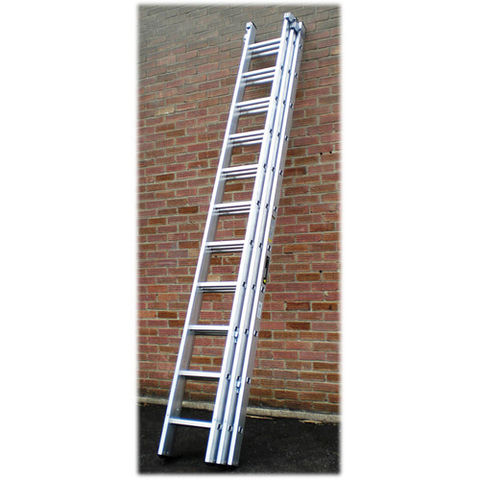 Image of Machine Mart Xtra Youngman T200 DIY 3 Section Extension Ladder