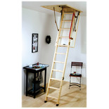 Youngman Eco S Line Timber Loft Ladder
