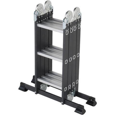 Image of T. B. Davies Pinnacle 3 Rung PAL Pro Adjustable Ladder