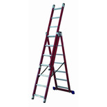 Lyte GFCL7 Glassfibre Combination Ladder