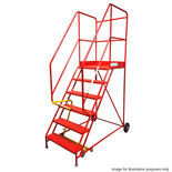 TB Davies 15 Tread Punched 3.4m Mobile Safety Steps