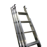 Lyte 3 Section Extension Ladder 2.43m-5.96m