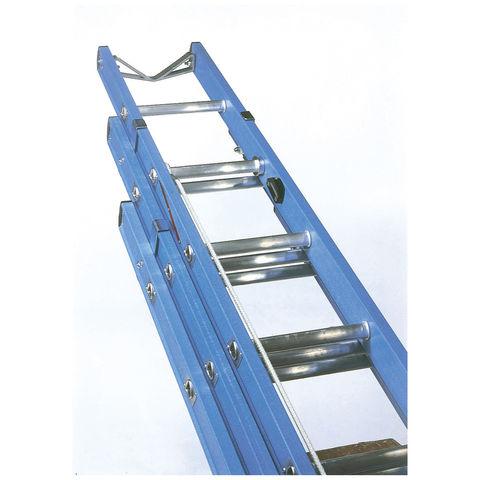 Image of Lyte Ladders Lyte L7EQ Fibreglass Telecommunications Ladder