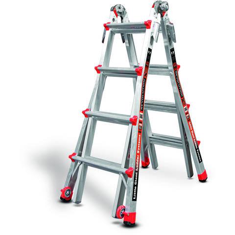 Image of Little Giant Little Giant 4 Rung Revolution XE Combination Ladder