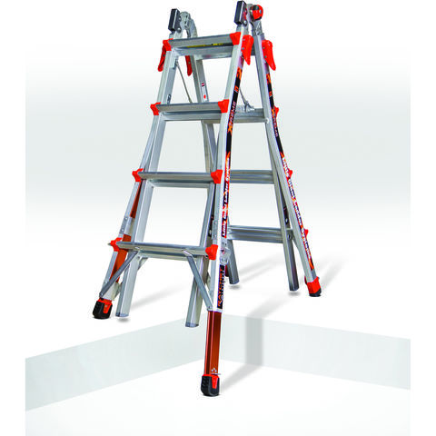 Image of Little Giant Little Giant 4 Rung Xtreme Combination Ladder