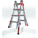 Little Giant 4 Rung Xtreme Combination Ladder