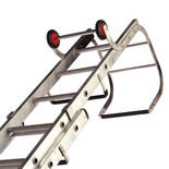 Summit 4.3m Trade Double Section Roof Ladder