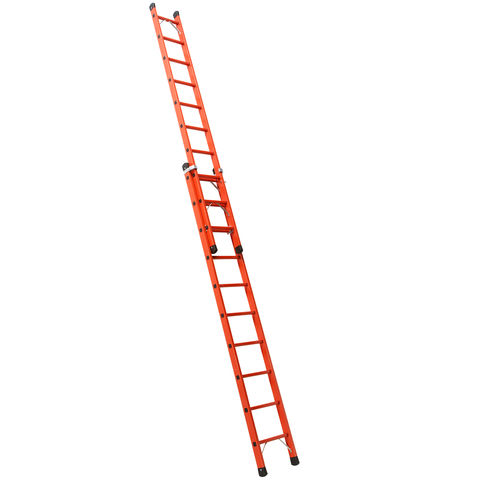 Image of Zarges Zarges Z600 4.95m All Plastic Extension Ladder